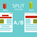 email marketing split testing